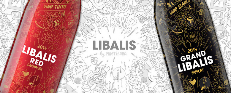 Libalis Red y Grand Libalis disponibles en la tienda online