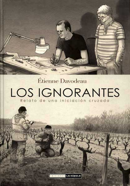 Comic y Vino Los Ignorantes
